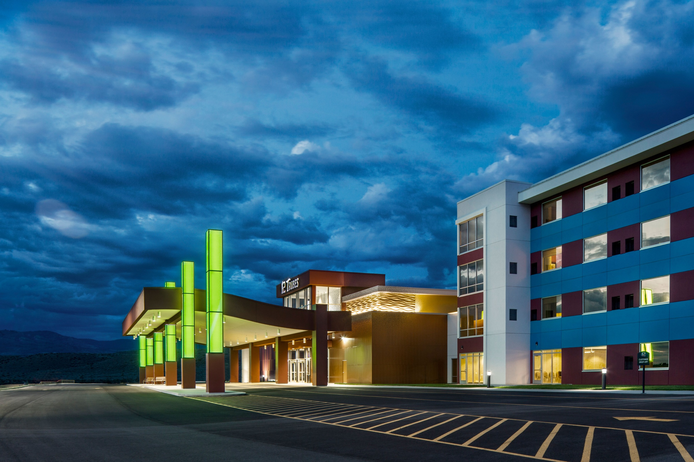 New casino in omak washington